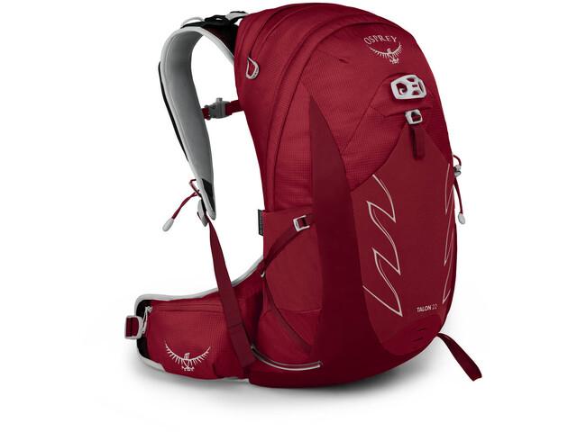 Osprey Talon 22 Backpack Men, rood
